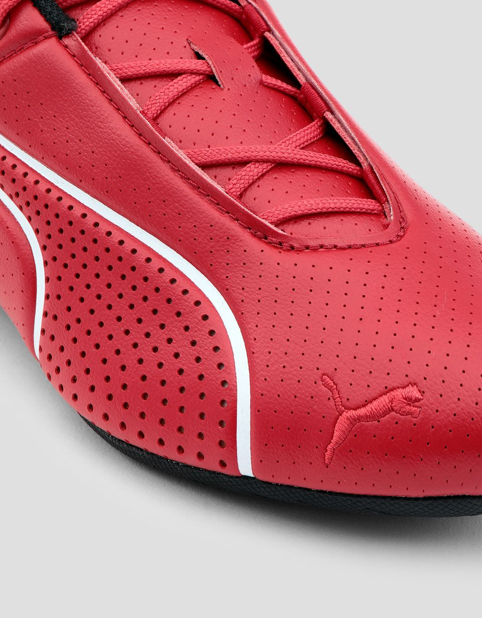 Scuderia Ferrari Online Store - SF Puma Future Cat Ultra shoes for children -