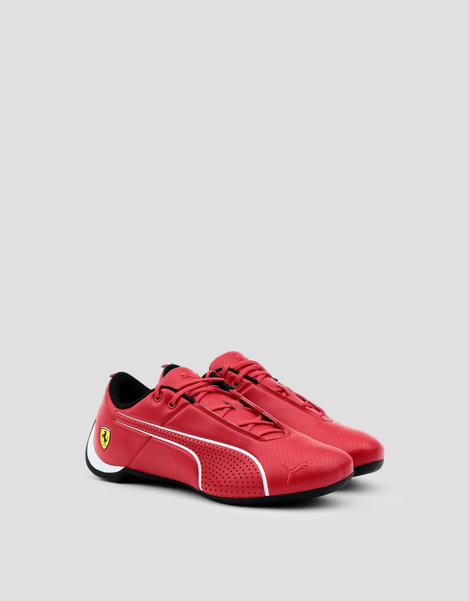 Scuderia Ferrari Online Store - Boys' SF Puma Future Cat Ultra  shoes - Active Sport Shoes