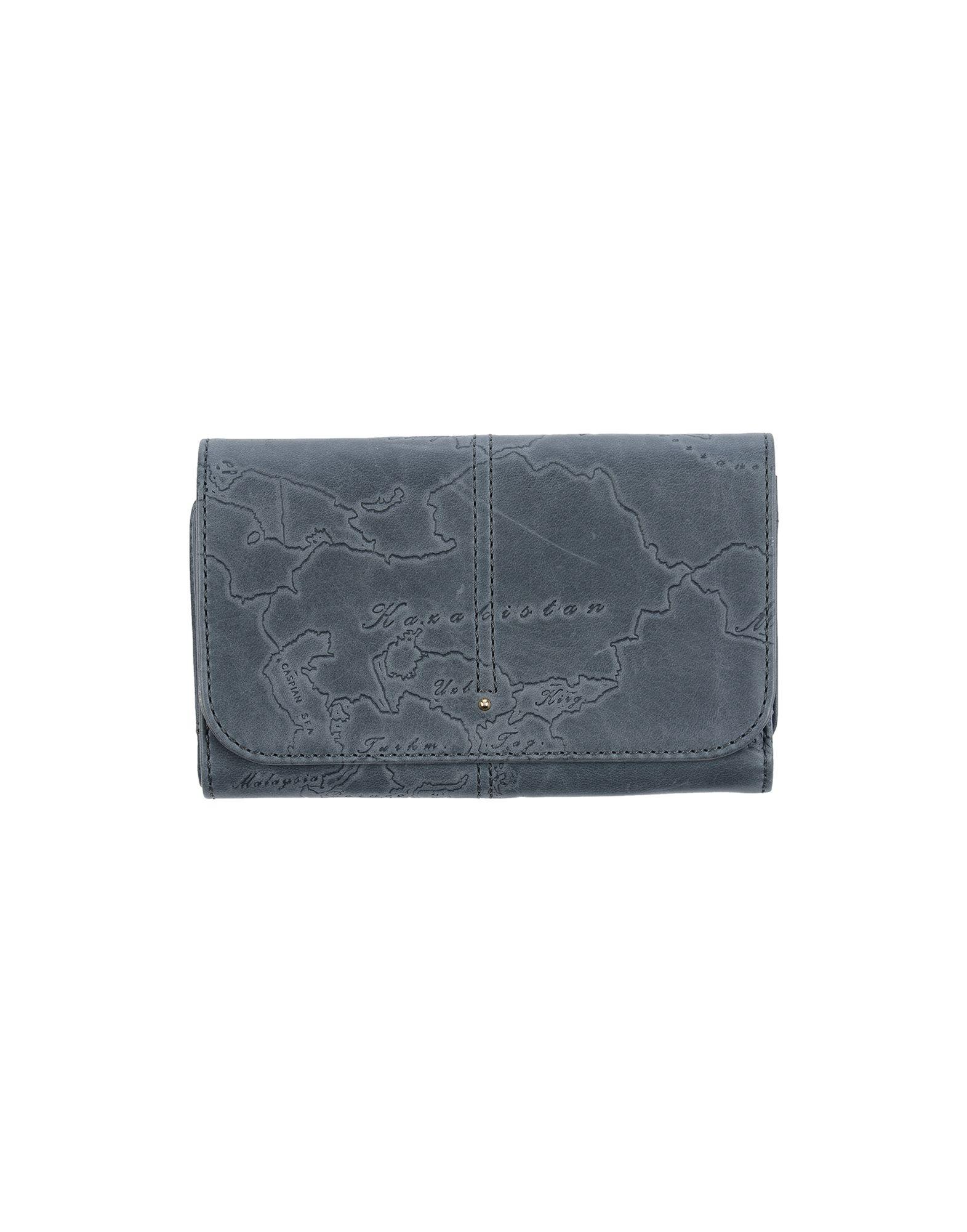 ALVIERO MARTINI 1a CLASSE Бумажник платья с принтами