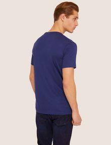 ARMANI EXCHANGE SLIM-FIT NEON SIGN CREW Logo T-shirt [*** pickupInStoreShippingNotGuaranteed_info ***] e