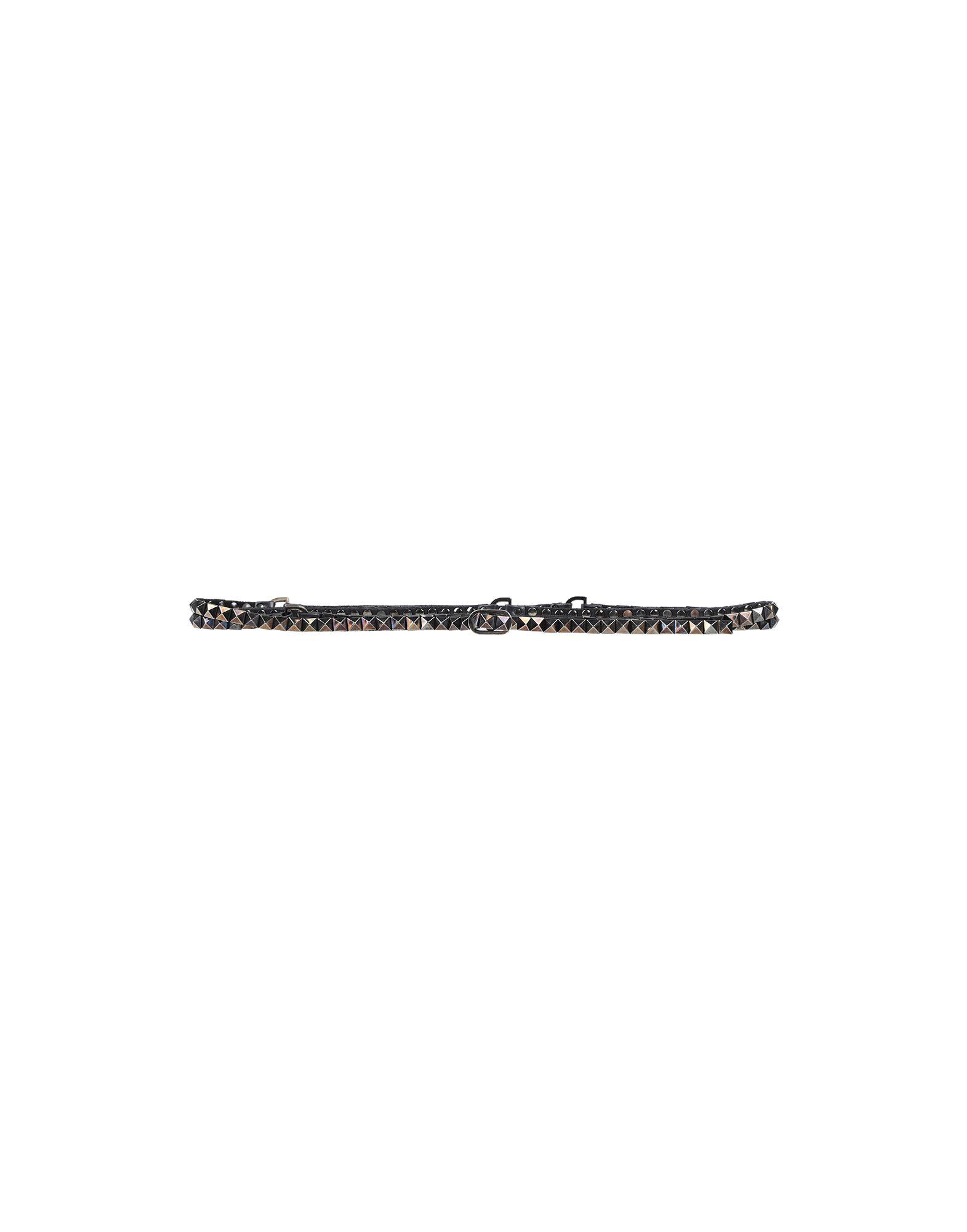 CAMPOMAGGI Belts in Black