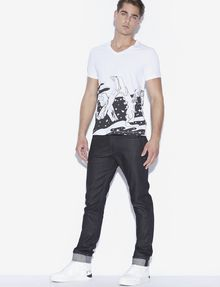 ARMANI EXCHANGE T-Shirt #st_ART Pomme Chan T-Shirt mit Grafik [*** pickupInStoreShippingNotGuaranteed_info ***] d