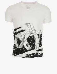 ARMANI EXCHANGE T-Shirt #st_ART Pomme Chan T-Shirt mit Grafik [*** pickupInStoreShippingNotGuaranteed_info ***] r