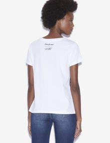 ARMANI EXCHANGE T-Shirt #st_ART Lucas Levitan T-Shirt mit Grafik Damen e