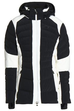 KJUS Shell hooded down jacket