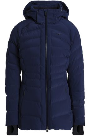 KJUS Shell hooded down jacket