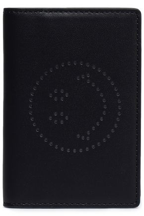ANYA HINDMARCH Leather cardholder