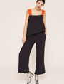 ARMANI EXCHANGE Solid Top Woman d