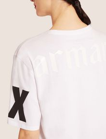 ARMANI EXCHANGE Solid T-shirt Woman b