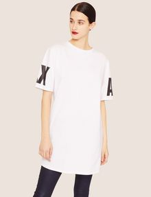 ARMANI EXCHANGE Solid T-shirt Woman f