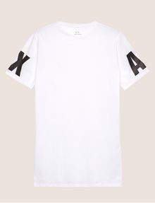 ARMANI EXCHANGE Solid T-shirt Woman r