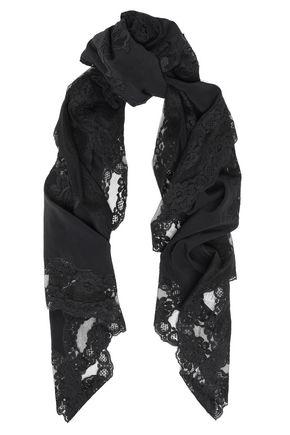 DOLCE & GABBANA Lace scarf