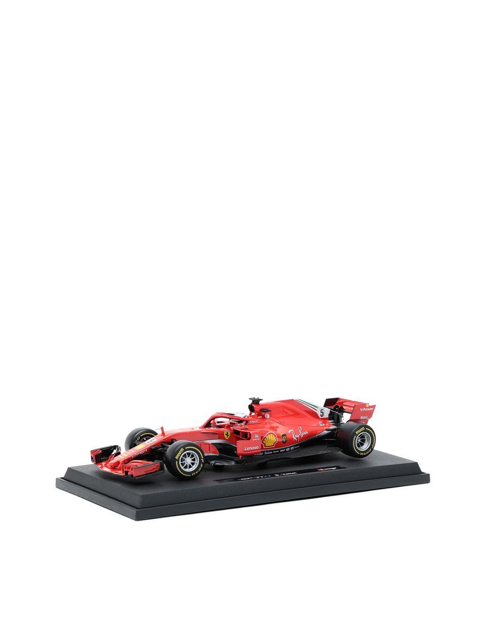 Scuderia Ferrari Online Store - Modellino SF71H n. 5 Vettel in scala 1:18 - Modellini Auto 1:18