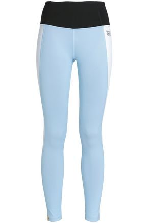 MONREAL LONDON Color block stretch leggings