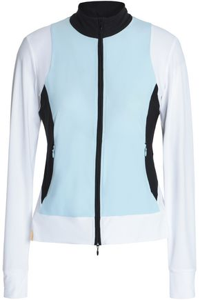 MONREAL LONDON Paneled stretch jacket