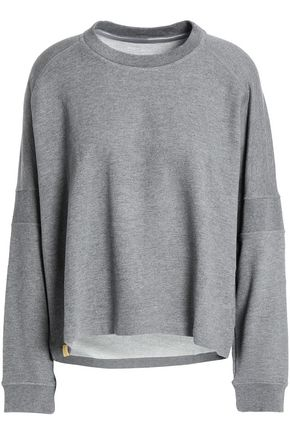 MONREAL LONDON Flex French terry sweatshirt