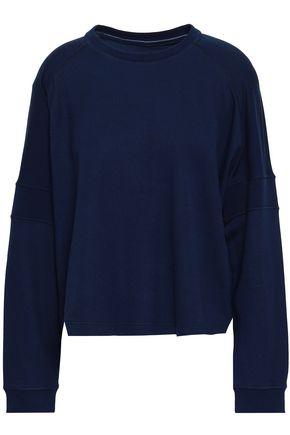 MONREAL LONDON フレンチパイル地 スウェットシャツ