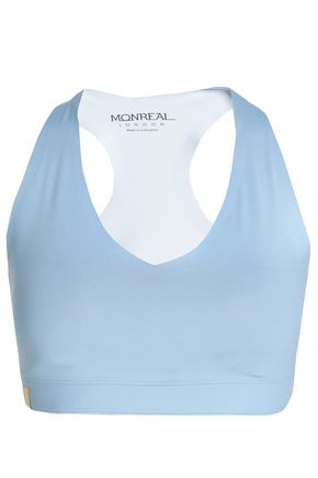 MONREAL LONDON Neoprene sports bra
