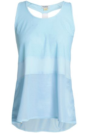MONREAL LONDON Paneled stretch tank