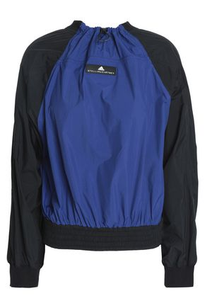 ADIDAS by STELLA McCARTNEY Paneled shell top