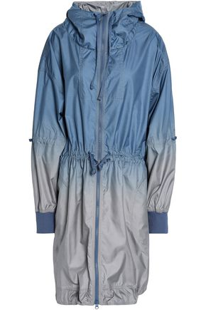 ADIDAS by STELLA McCARTNEY Dégradé shell hooded jacket