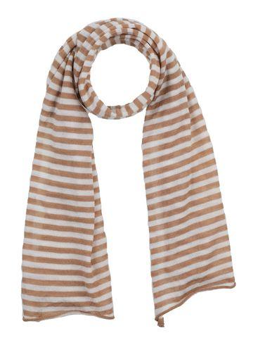 Фото - Женский шарф BARENA коричневого цвета