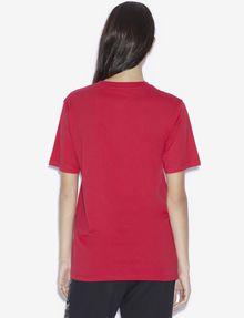 ARMANI EXCHANGE RHINESTONE LOVE SATURDAY CREW Graphic T-shirt [*** pickupInStoreShipping_info ***] e