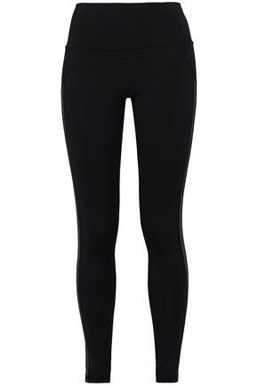 ADIDAS Stretch Tech-jersey leggings