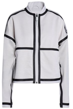 ADIDAS Reversible jersey jacket