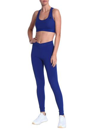 3931b660ab ADIDAS Cutout stretch-mesh sports bra