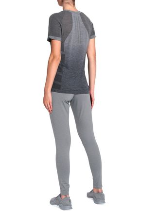 ADIDAS Stretch-jersey leggings