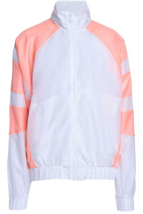 ADIDAS ORIGINALS Two-tone shell jacket