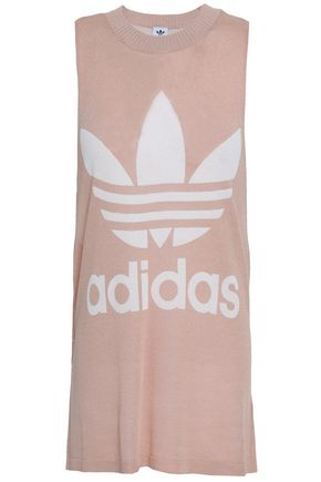ADIDAS ORIGINALS Printed knitted tank