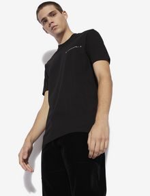 ARMANI EXCHANGE STAR STUD CREWNECK TEE Logo T-shirt [*** pickupInStoreShippingNotGuaranteed_info ***] a