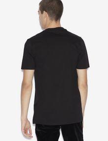 ARMANI EXCHANGE STAR STUD CREWNECK TEE Logo T-shirt [*** pickupInStoreShippingNotGuaranteed_info ***] e