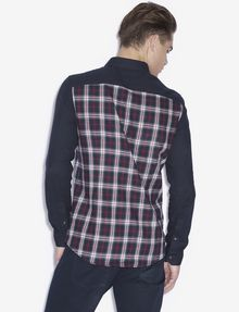 ARMANI EXCHANGE SLIM FIT HEMD MIT PLAID-MOTIV Karohemd [*** pickupInStoreShippingNotGuaranteed_info ***] e