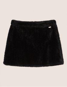 ARMANI EXCHANGE FUZZY MINI SKIRT Mini skirt [*** pickupInStoreShipping_info ***] r