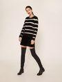 ARMANI EXCHANGE FUZZY MINI SKIRT Mini skirt [*** pickupInStoreShipping_info ***] d
