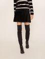 ARMANI EXCHANGE FUZZY MINI SKIRT Mini skirt [*** pickupInStoreShipping_info ***] f