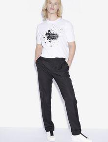 ARMANI EXCHANGE REGULAR FIT RUNDHALSSHIRT MIT FARBSPRITZERMOTIV T-Shirt mit Grafik [*** pickupInStoreShippingNotGuaranteed_info ***] d
