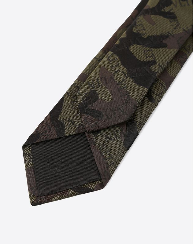 Corbata Camouflage VLTN