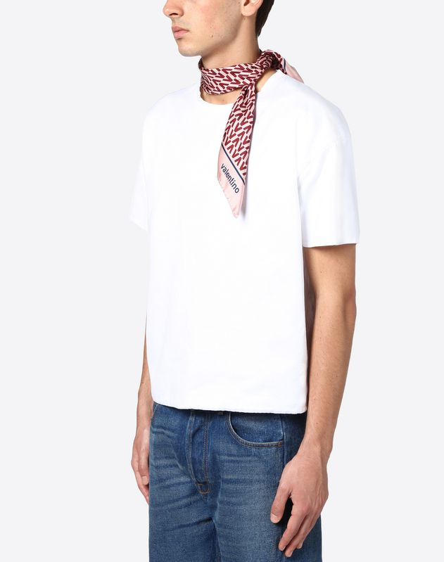 V Optical Scarf