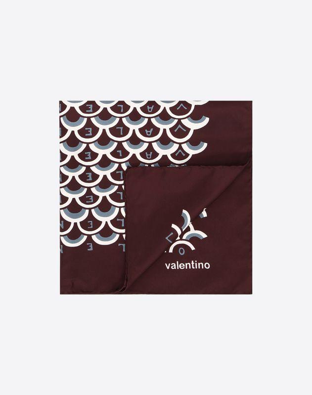 VALENTINO SCALE 方巾