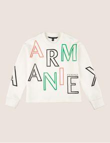 ARMANI EXCHANGE Sweatshirt Damen f