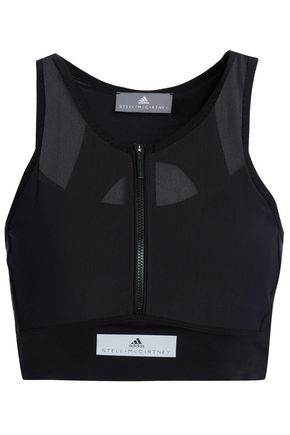 ADIDAS by STELLA McCARTNEY Cutout stretch sports bra