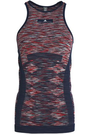 ADIDAS by STELLA McCARTNEY Stretch-knit tank