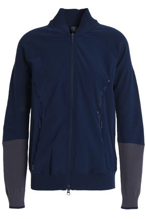 ADIDAS by STELLA McCARTNEY Stretch-jersey jacket