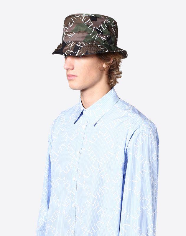 VLTN Camouflage Bucket Hat