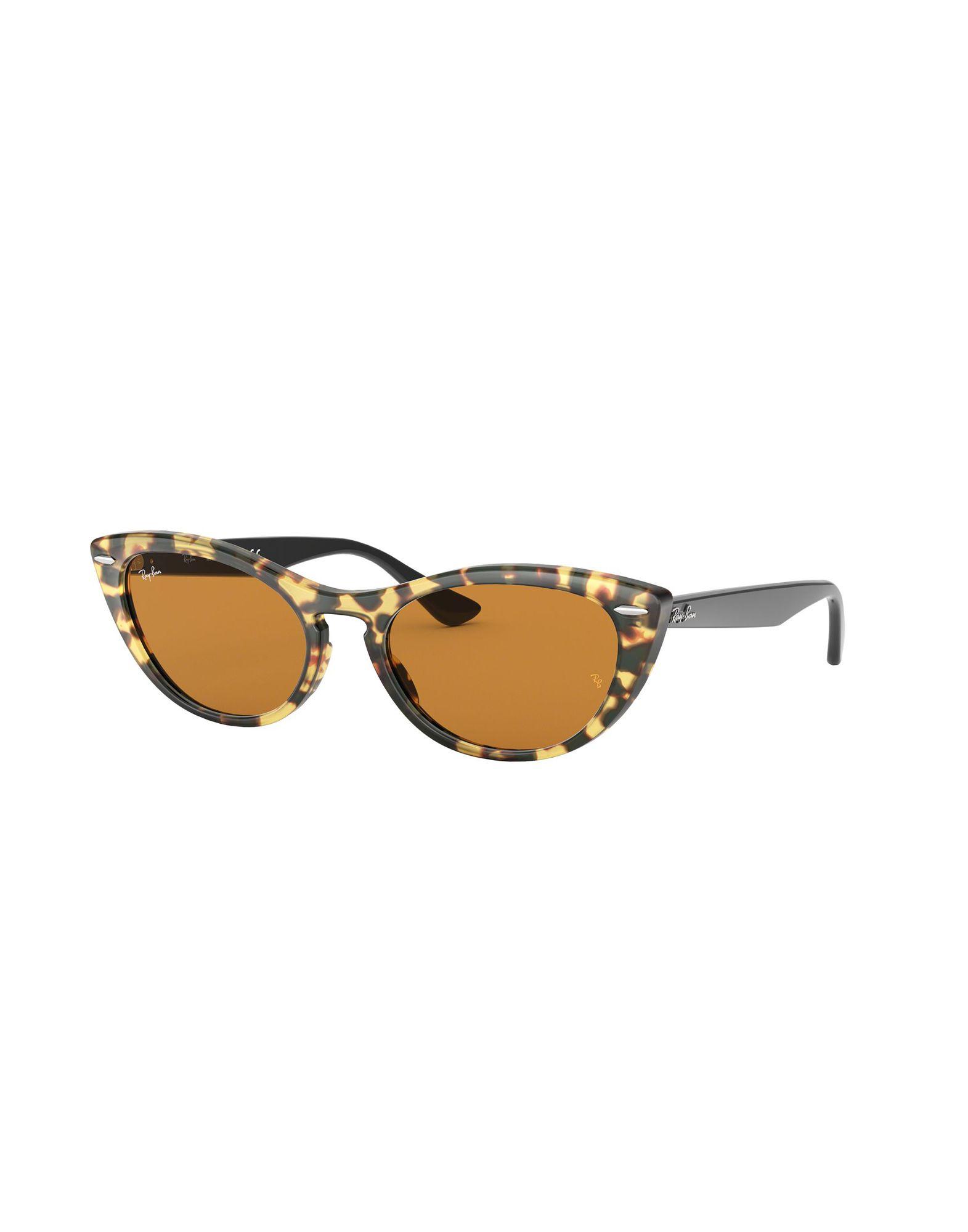 RAY-BAN Солнечные очки бусины monisto стекло кошачий глаз круглые 4мм оранжевый около 66шт нить 14z7738