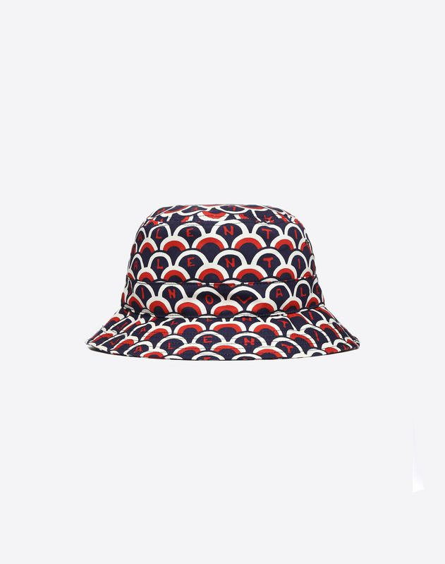 VALENTINO SCALE Bucket Hat